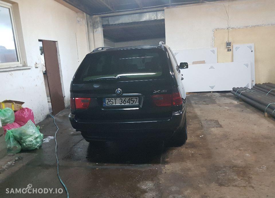 BMW X5 BMW X5 E 53 3.0 D 7