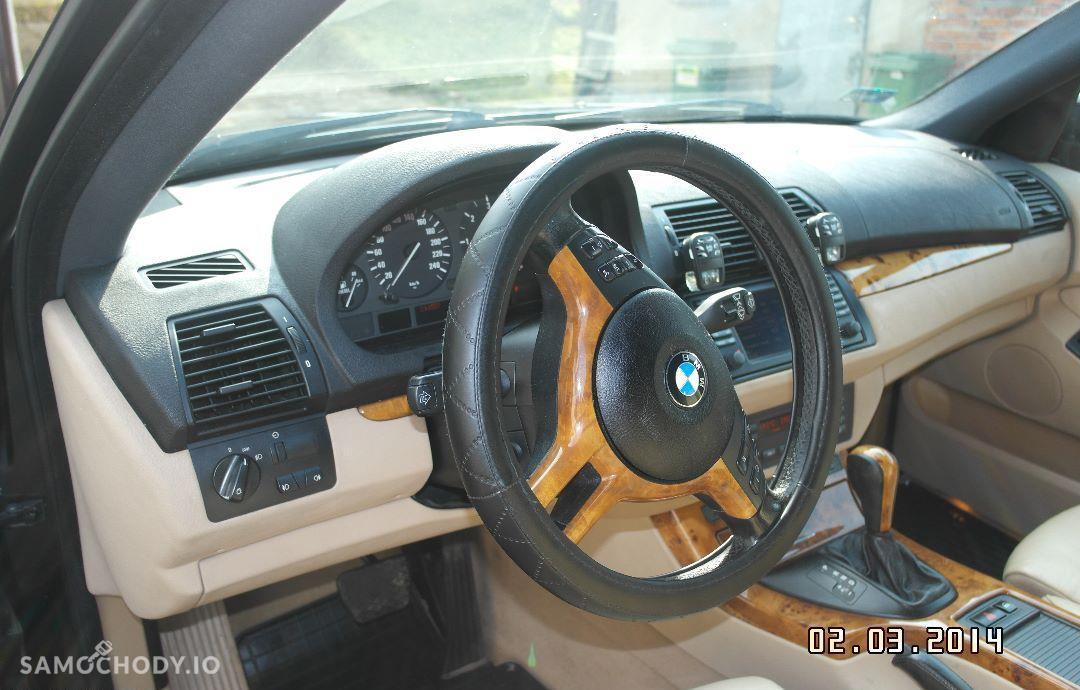 BMW X5 BMW X5 E 53 3.0 D 56