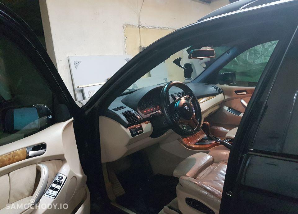 BMW X5 BMW X5 E 53 3.0 D 4
