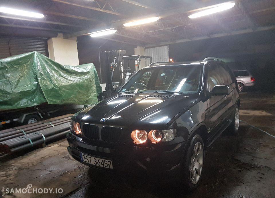 BMW X5 BMW X5 E 53 3.0 D 16
