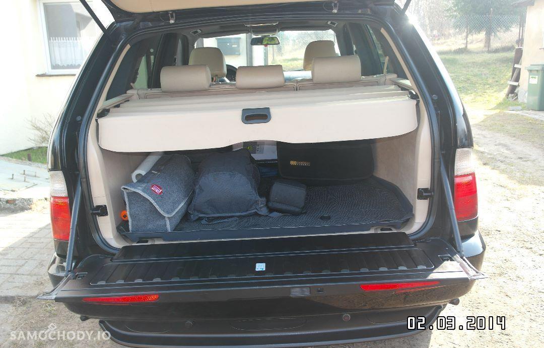 BMW X5 BMW X5 E 53 3.0 D 92