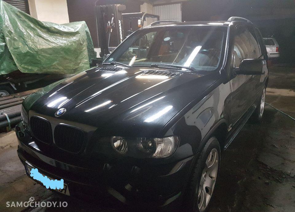 BMW X5 BMW X5 E 53 3.0 D 29