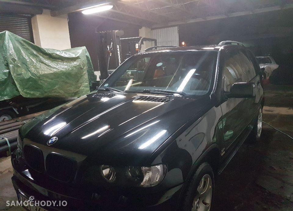 BMW X5 BMW X5 E 53 3.0 D 1