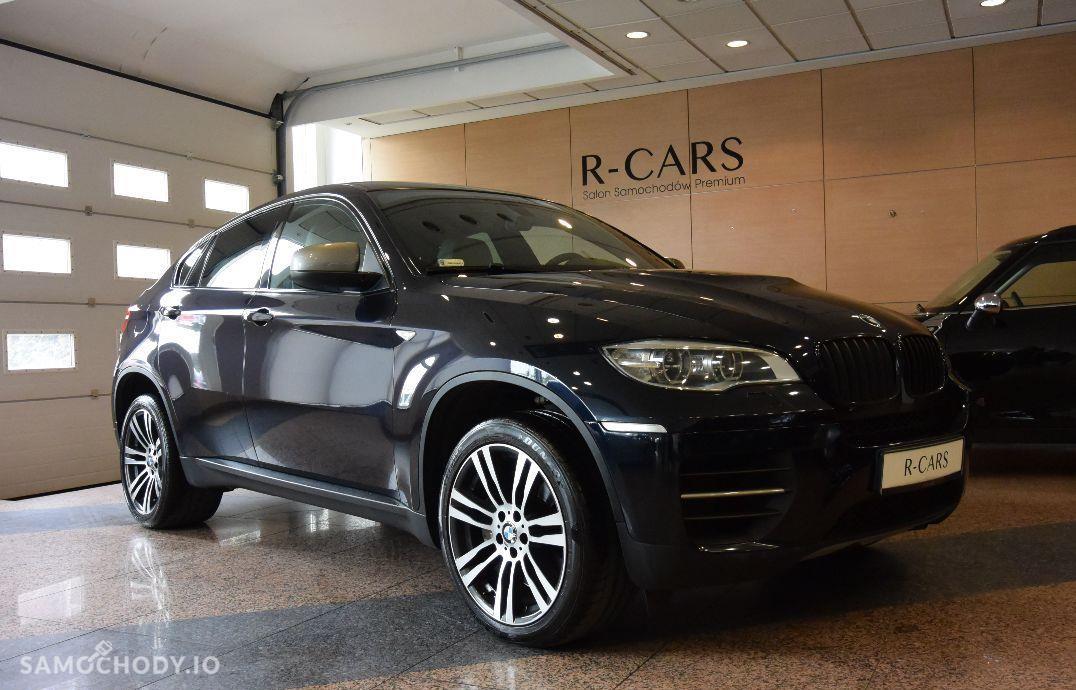 BMW X6 M M50d Salon Polska ASO F Vat 23% R CARS Warszawa 1