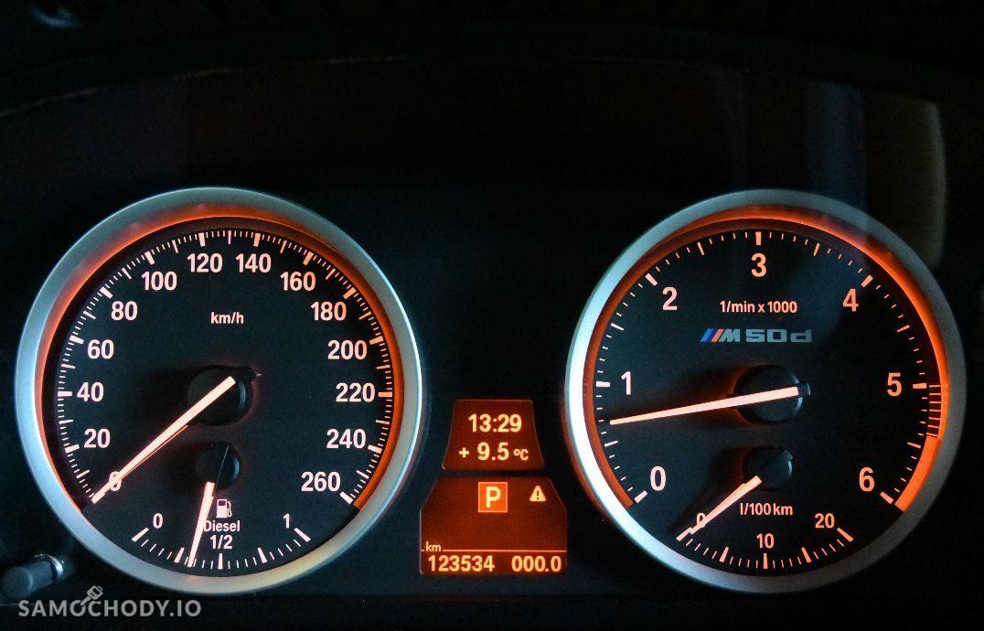 BMW X6 M M50d Salon Polska ASO F Vat 23% R CARS Warszawa 16
