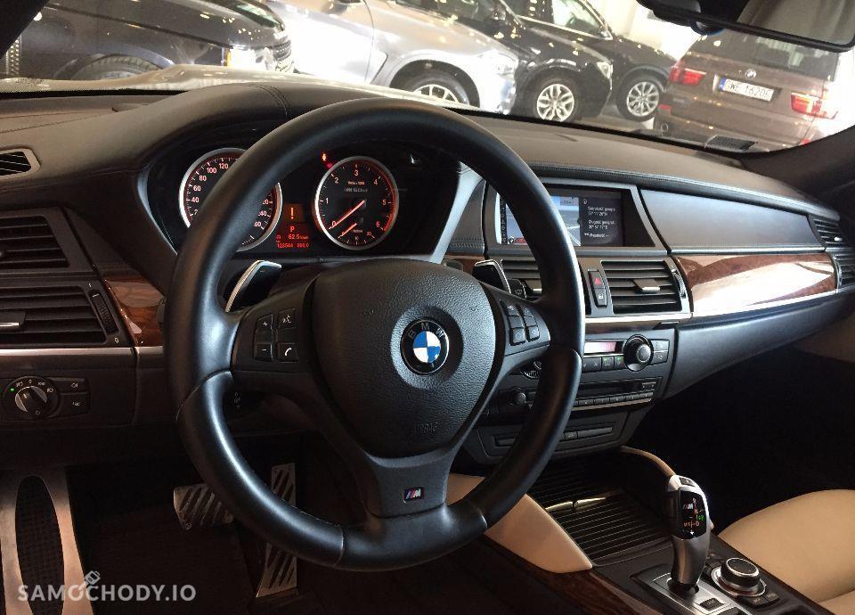 BMW X6 M M50d Salon Polska ASO F Vat 23% R CARS Warszawa 29
