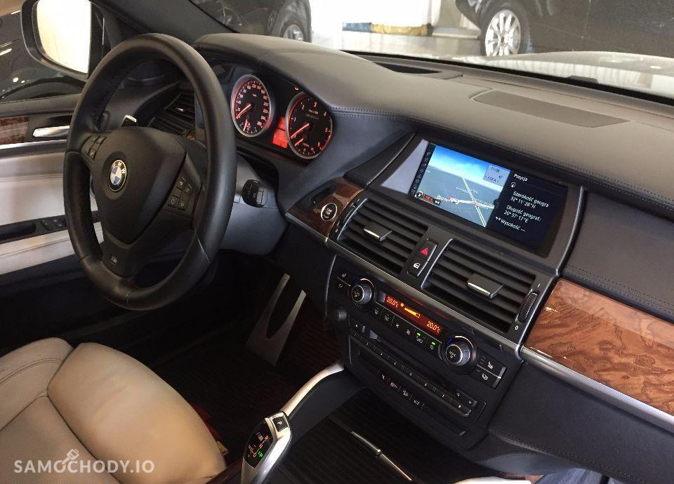 BMW X6 M M50d Salon Polska ASO F Vat 23% R CARS Warszawa 46