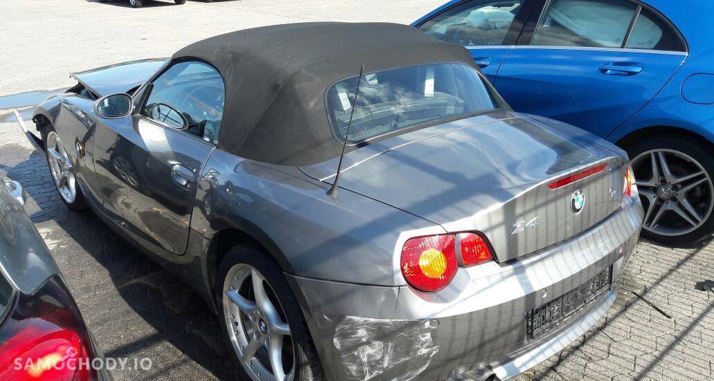 BMW Z4 roadster 3.0i benzyna 231KM zNIEMIEC 1WŁ 137000km PRZEBIEGU navi alu18 4