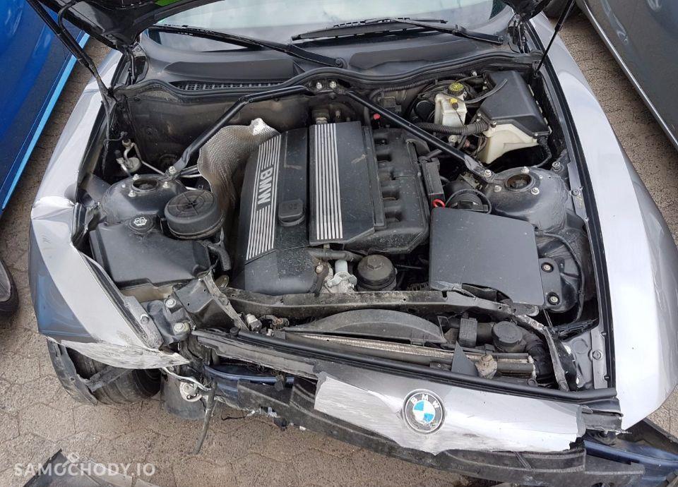 BMW Z4 roadster 3.0i benzyna 231KM zNIEMIEC 1WŁ 137000km PRZEBIEGU navi alu18 22