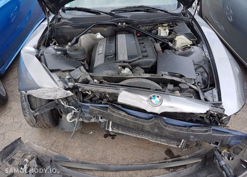 BMW Z4 roadster 3.0i benzyna 231KM zNIEMIEC 1WŁ 137000km PRZEBIEGU navi alu18 16
