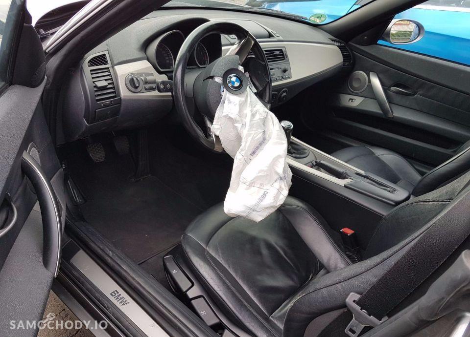 BMW Z4 roadster 3.0i benzyna 231KM zNIEMIEC 1WŁ 137000km PRZEBIEGU navi alu18 29
