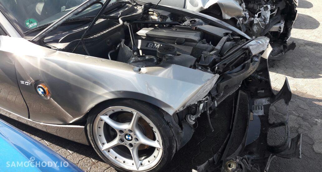 BMW Z4 roadster 3.0i benzyna 231KM zNIEMIEC 1WŁ 137000km PRZEBIEGU navi alu18 11