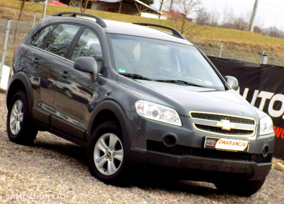 Chevrolet Captiva 150KM Lift 4x4 Idealny 7