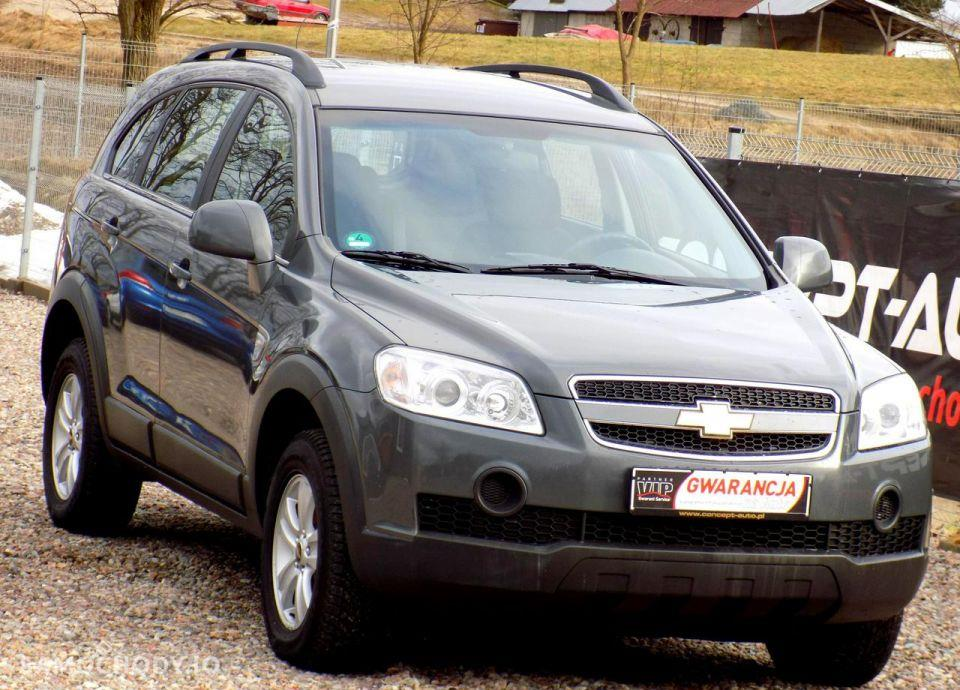 Chevrolet Captiva 150KM Lift 4x4 Idealny 4