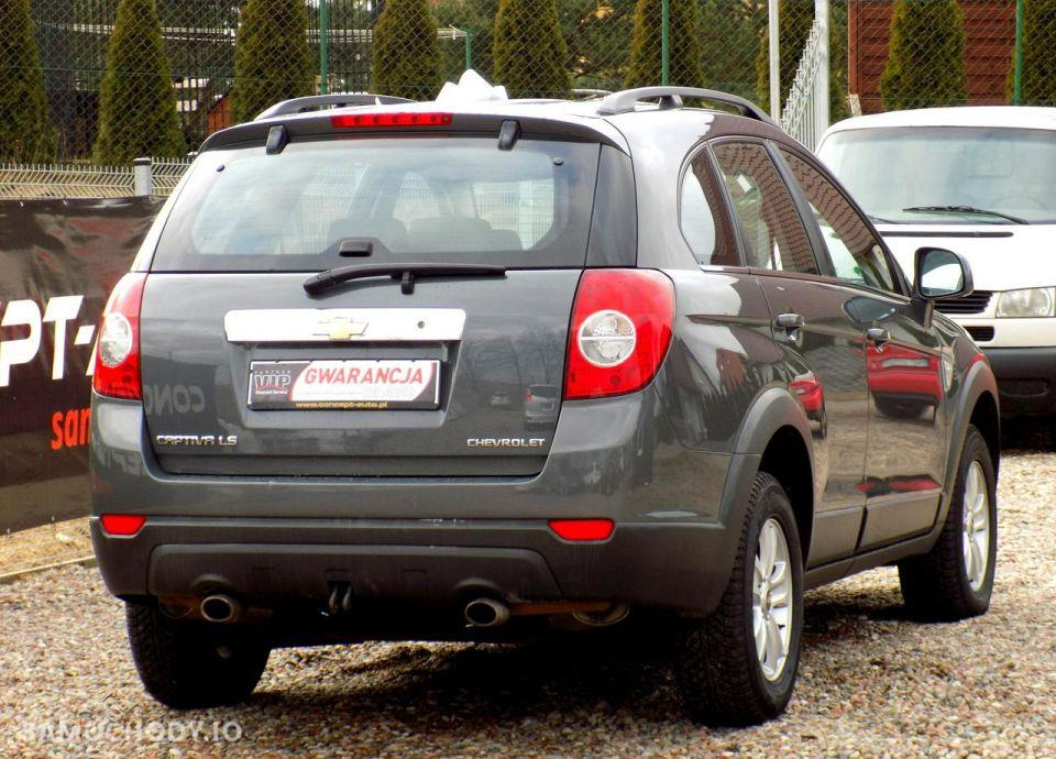 Chevrolet Captiva 150KM Lift 4x4 Idealny 2