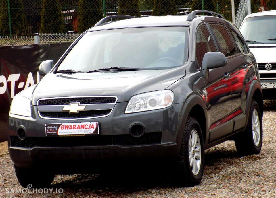 Chevrolet Captiva 150KM Lift 4x4 Idealny 29
