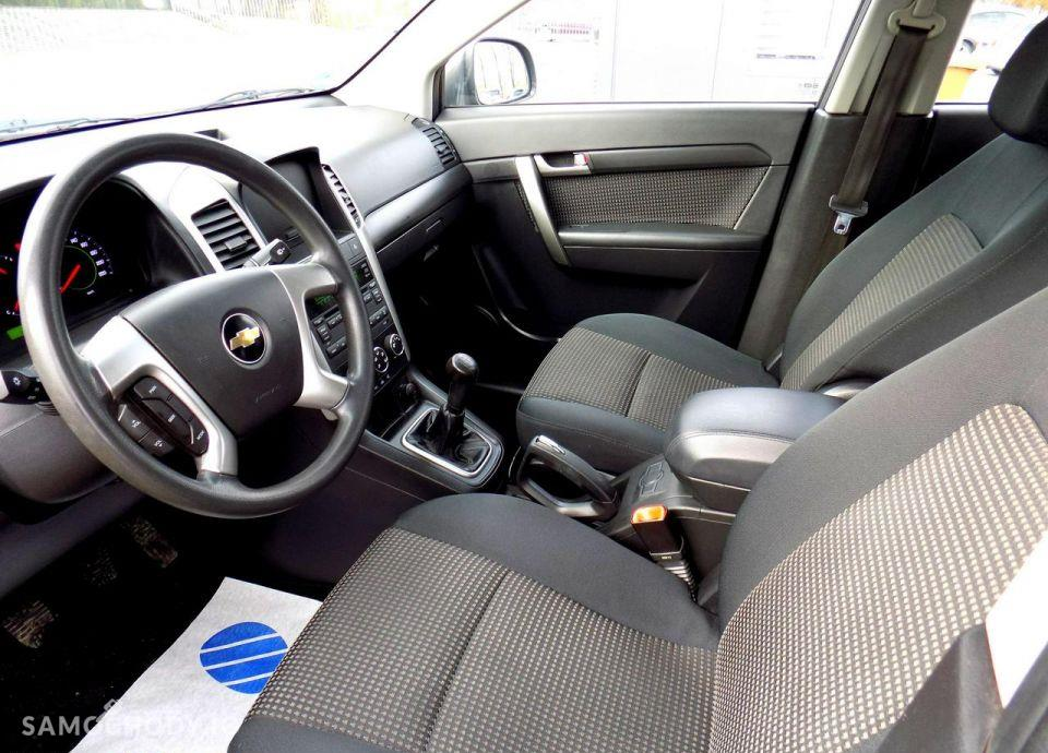 Chevrolet Captiva 150KM Lift 4x4 Idealny 46