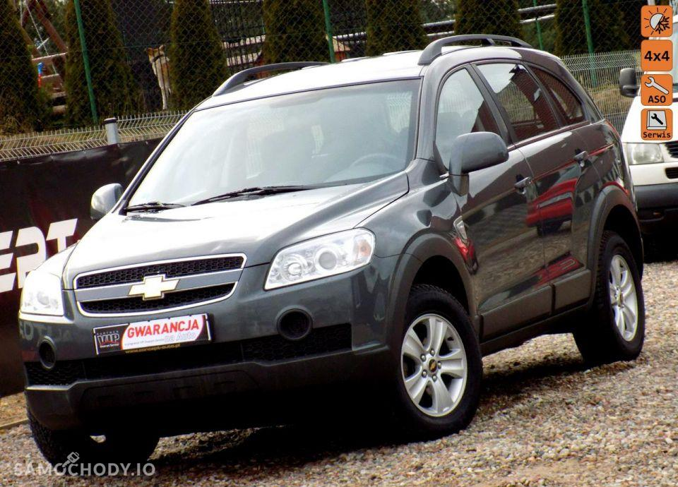 Chevrolet Captiva 150KM Lift 4x4 Idealny 1