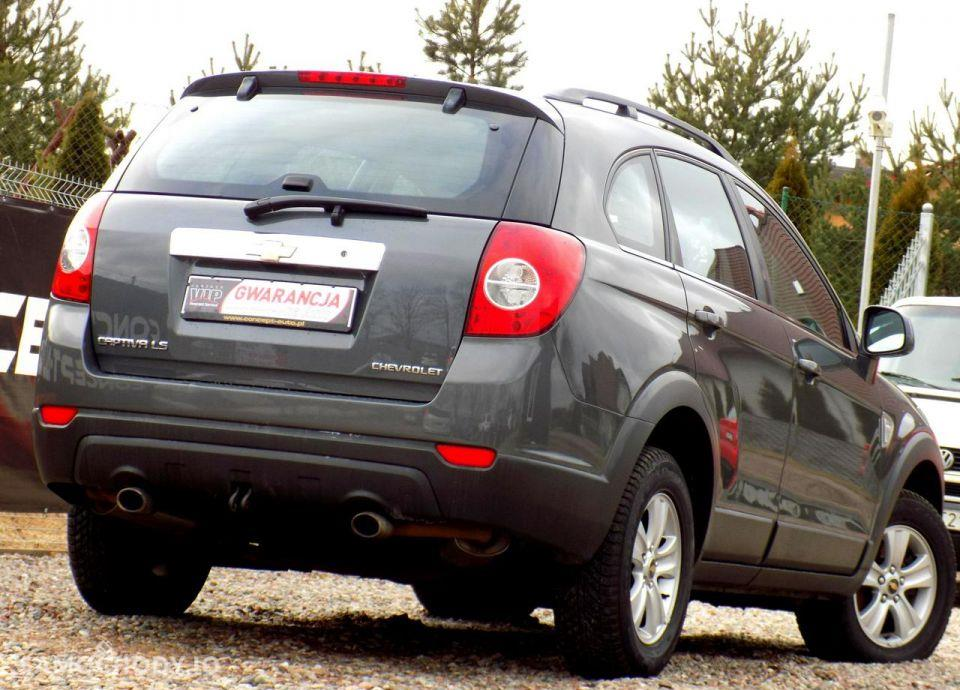 Chevrolet Captiva 150KM Lift 4x4 Idealny 16
