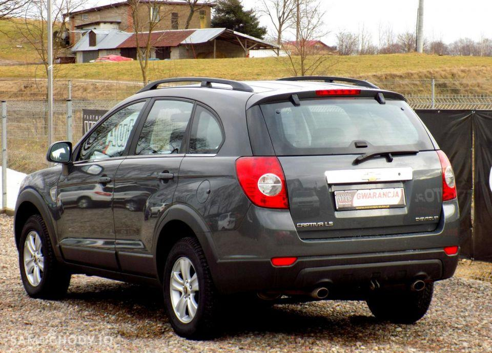Chevrolet Captiva 150KM Lift 4x4 Idealny 37