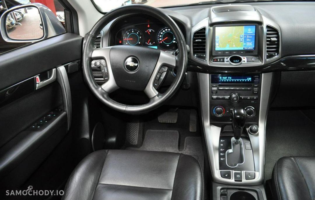 Chevrolet Captiva Krajowy, Bezwypadkowy, I Właściciel, Serwis ASO, Full Wersja LTZ  4x4 29