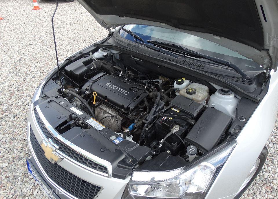 Chevrolet Cruze 1.8Benz 140KM Bezwypadkowy z Niemiec Wzorowy Stan Model 2011 79