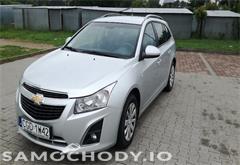 chevrolet Chevrolet Cruze Chevrolet Cruze Combi LT+ 1,8 benzyna Salon Polska ASTRA 4