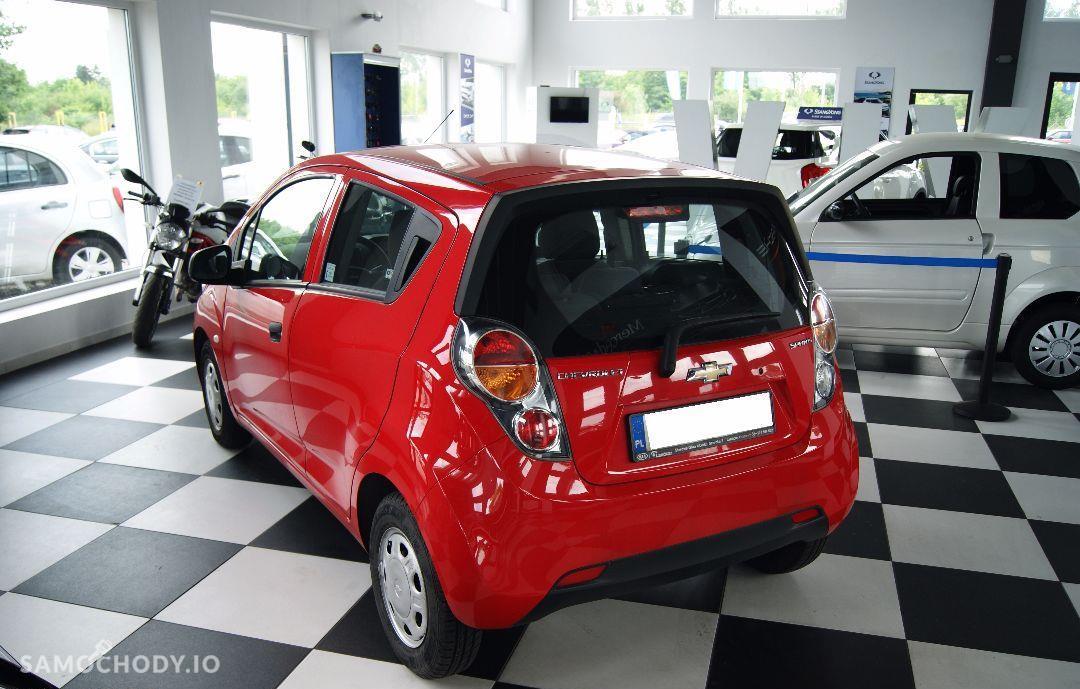 Chevrolet Spark Salon PL,I wł,Bezwyp,Ks.serwisowa,Klimatyzacja,Gwarancja 7