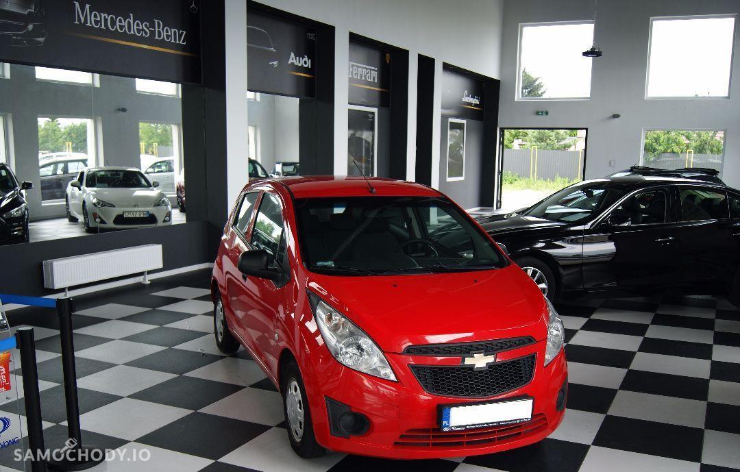 Chevrolet Spark Salon PL,I wł,Bezwyp,Ks.serwisowa,Klimatyzacja,Gwarancja 1