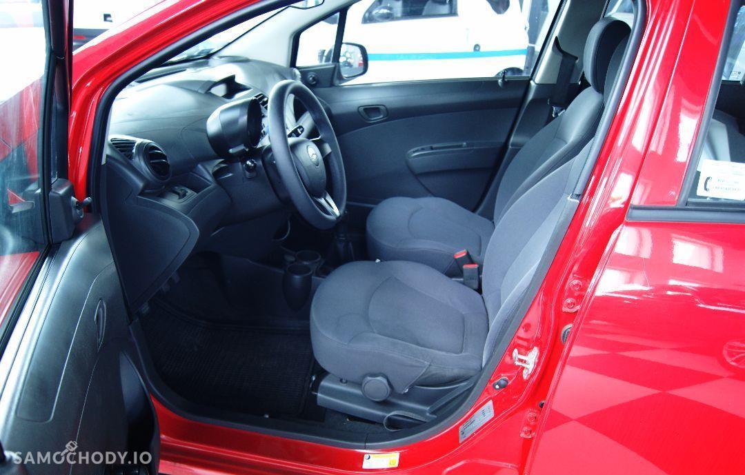 Chevrolet Spark Salon PL,I wł,Bezwyp,Ks.serwisowa,Klimatyzacja,Gwarancja 16