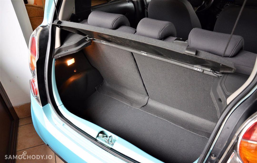 Chevrolet Spark Pierwsza rejestracja 2010 rok * klimatyzacja 7