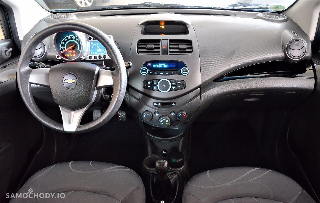 Chevrolet Spark Pierwsza rejestracja 2010 rok * klimatyzacja 22