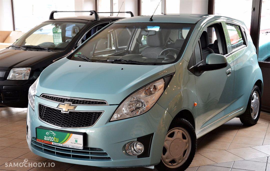 Chevrolet Spark Pierwsza rejestracja 2010 rok * klimatyzacja 56
