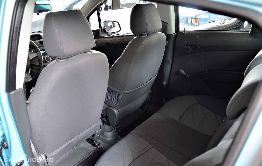 Chevrolet Spark Pierwsza rejestracja 2010 rok * klimatyzacja 46