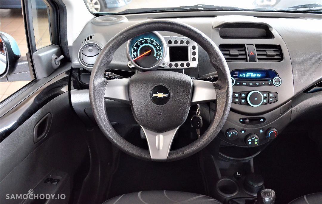 Chevrolet Spark Pierwsza rejestracja 2010 rok * klimatyzacja 29