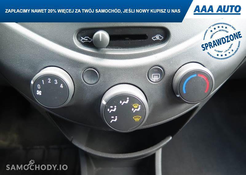 Chevrolet Spark 1.0 16V, Salon Polska, 1. Właściciel, Serwis ASO 92