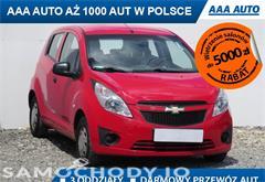 chevrolet Chevrolet Spark 1.0 16V, Salon Polska, 1. Właściciel, Serwis ASO
