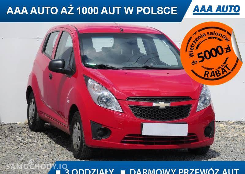 Chevrolet Spark 1.0 16V, Salon Polska, 1. Właściciel, Serwis ASO 1