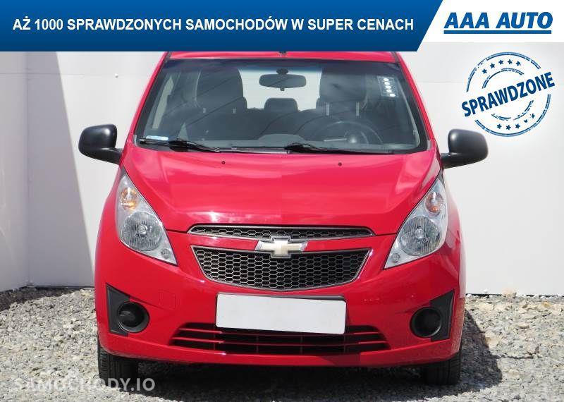 Chevrolet Spark 1.0 16V, Salon Polska, 1. Właściciel, Serwis ASO 2