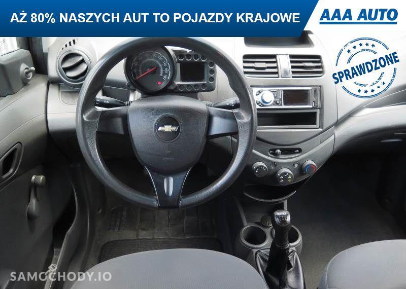 Chevrolet Spark 1.0 16V, Salon Polska, 1. Właściciel, Serwis ASO 37