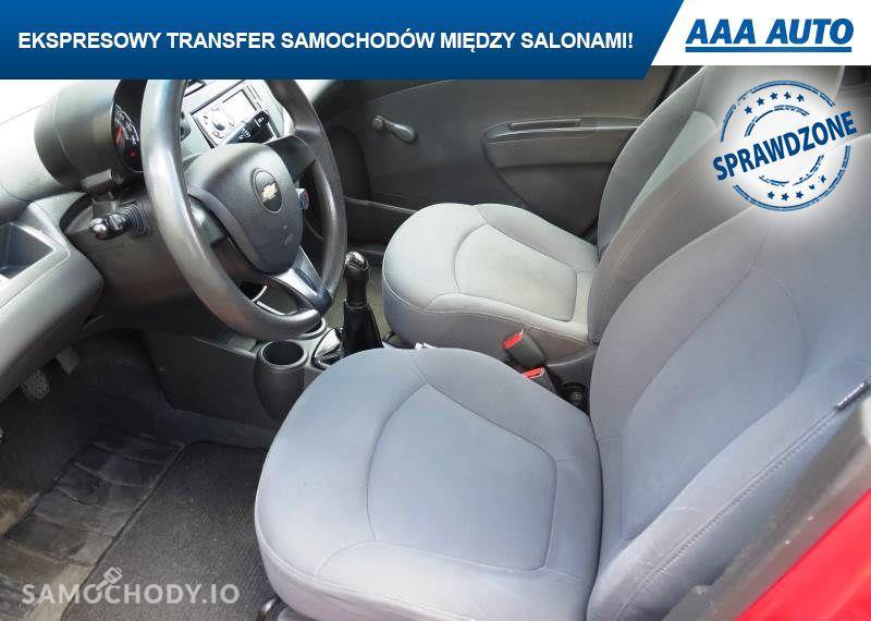 Chevrolet Spark 1.0 16V, Salon Polska, 1. Właściciel, Serwis ASO 56