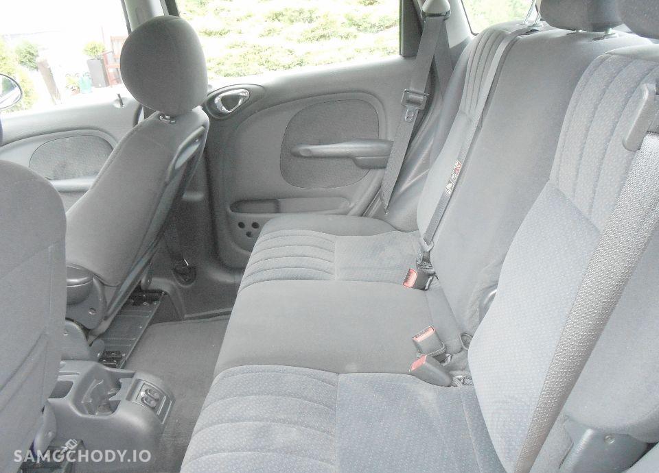 Chrysler PT Cruiser Z NIEMIEC OPŁACONY 2.0 benzyna Czarny ALU Klima 37