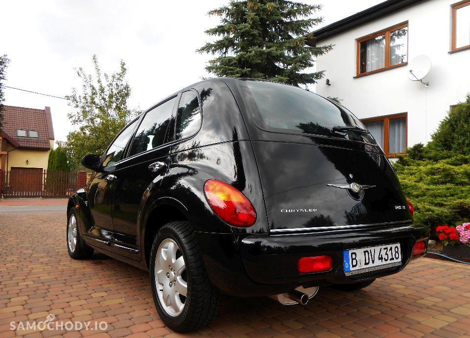 Chrysler PT Cruiser Z NIEMIEC OPŁACONY 2.0 benzyna Czarny ALU Klima 11