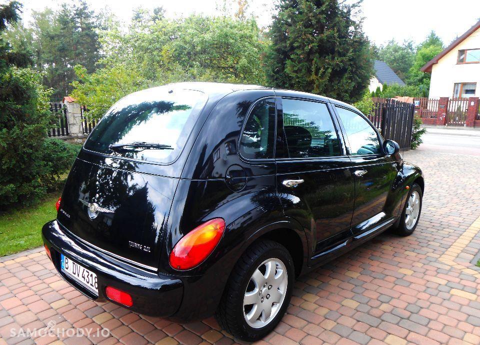 Chrysler PT Cruiser Z NIEMIEC OPŁACONY 2.0 benzyna Czarny ALU Klima 22