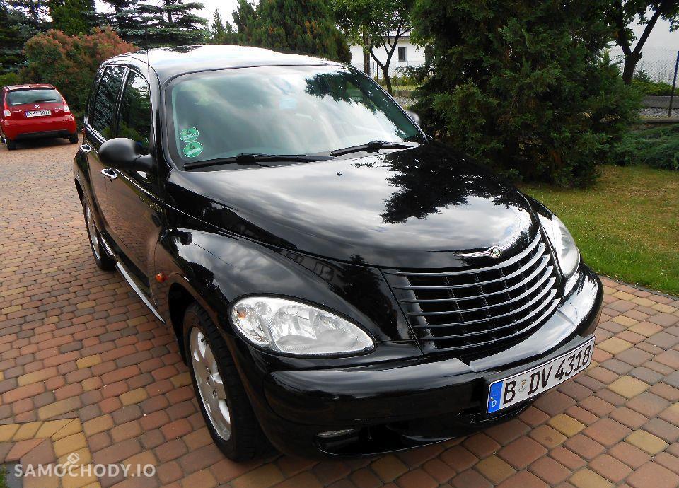 Chrysler PT Cruiser Z NIEMIEC OPŁACONY 2.0 benzyna Czarny ALU Klima 1