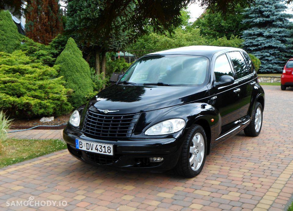 Chrysler PT Cruiser Z NIEMIEC OPŁACONY 2.0 benzyna Czarny ALU Klima 92
