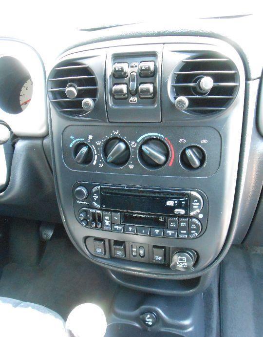 Chrysler PT Cruiser Z NIEMIEC OPŁACONY 2.0 benzyna Czarny ALU Klima 46