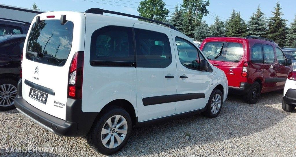 Citroën Berlingo 1.6 BLUEHDI 100KM XTR+Klimatyzacja+S.Kierownica+CzujnikiTył OD RĘKI ! 2
