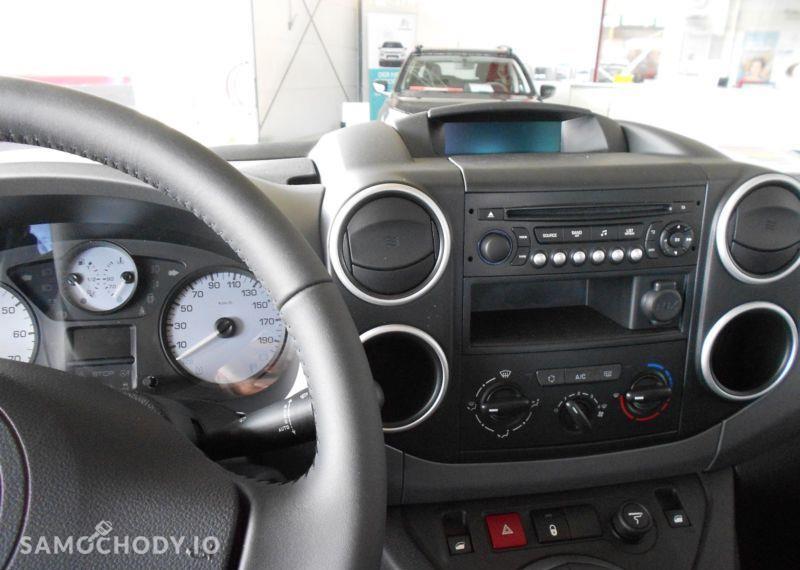 Citroën Berlingo 1.6 BLUEHDI 100KM XTR+Klimatyzacja+S.Kierownica+CzujnikiTył OD RĘKI ! 7