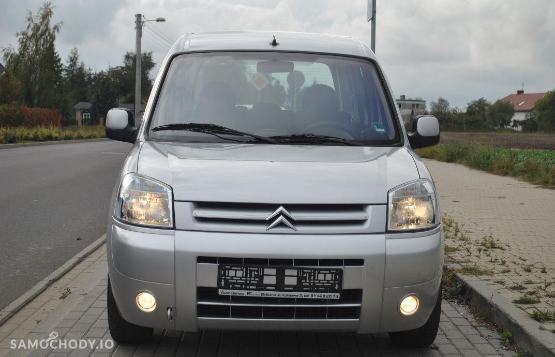 Citroën Berlingo 1,6 benzyna gaz multispece klimatyzacja 2 x boczne drzwi opłacony 29
